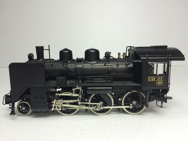 鉄道模型 HOゲージ C56-122