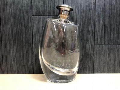 8-空瓶 HENNESSY タイムレス TimeLess バカラ クリスタル スチールケース&外箱