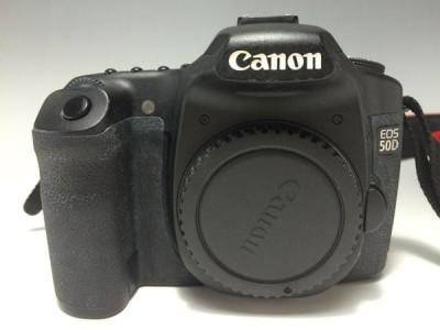 CANON(キャノン) EOS 50D本体+付属品+オマケ 2