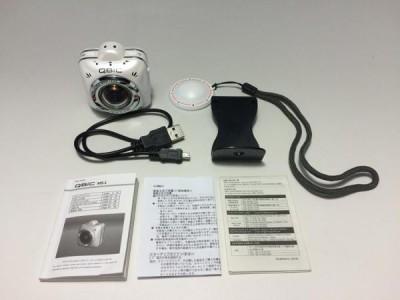 ELMO QBiC MS-1 コンパクト超広角ビデオカメラ ☆オマケあり2