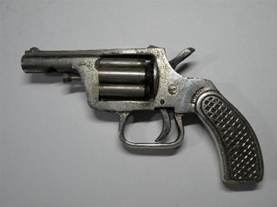 戦前 トイガン 玩具 鉄砲 新案特許 モデルガン 駄菓子屋 古い 昔